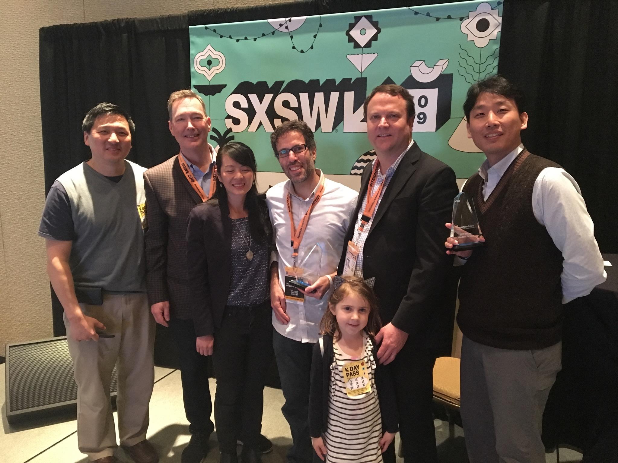 Prapela Award - Impact Pediatric SXSW